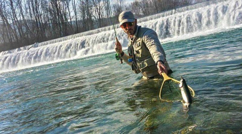 fly fishing season ends fly fishing slovenia europe