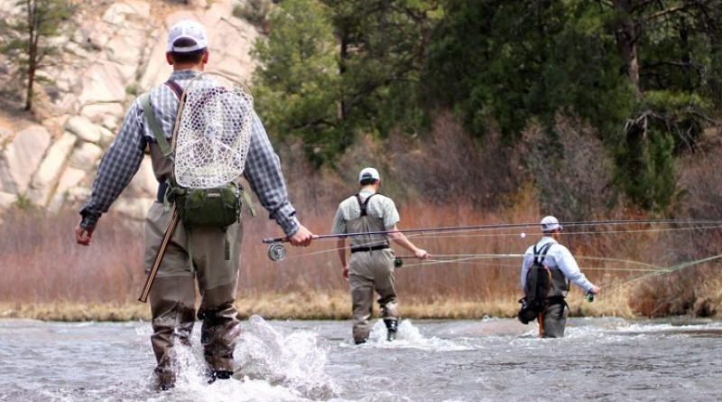 Useful alternatives to high fishing waders